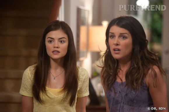 Trudie et Sherrie, alias Lucy Hale et Shenae Grimes feront-elles de vieux os ? On en doute puisque les personnages non même pas de noms de familles...
