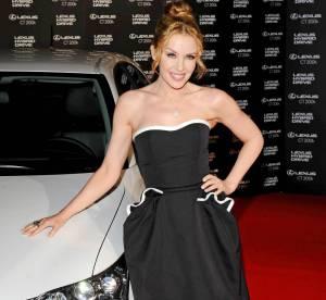 Kylie Minogue, délicieuse poupée