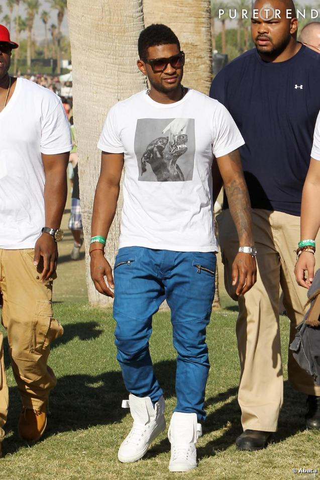Usher Fun Contract Quoique Tee Shirt Engage Pas