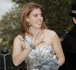 La princesse Beatrice d'York tente le look glitter