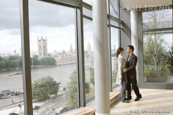 """Londres    Match Point, 2005.   2005 marque le début des années anglaises pour le réalisateur, qui en réalisera quatre après Match Point. Succès critique, ce film noir impose l'actrice Scarlett Johansson comme """"muse"""" de Woody Allen."""