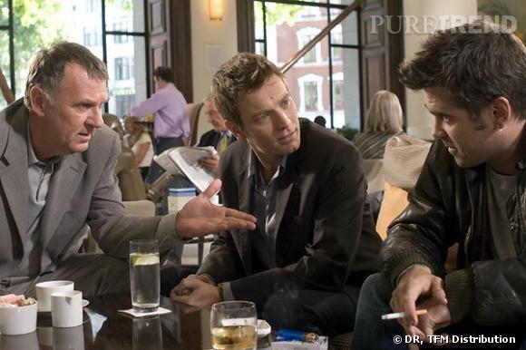 """Le rêve de Cassandre, 2007.   Réalisé dans la foulée de """"Scoop"""", le film met en scène un casting anglais avec Ewan McGregor et Colin Farrell. Suivra un quatrième film londonien, """"Vous allez rencontrer un bel et sombre inconnu"""" en 2010."""