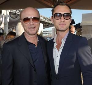 Cannes - L'insolite du jour : les lunettes de Jude Law