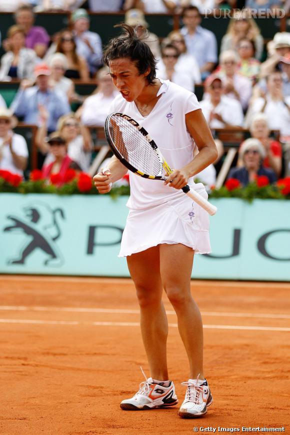 Dernière gagnante en date, l'italienne Francesca Schiavone en 2010.