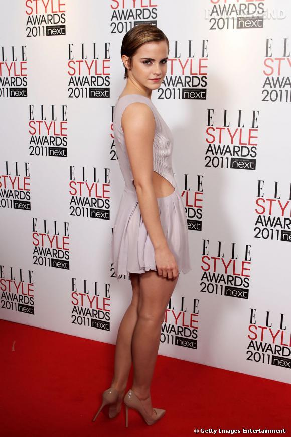 Emma Watson, adulée des stylistes et des marques. Après Burberry, elle est récemment devenue l'égérie de Lancôme.