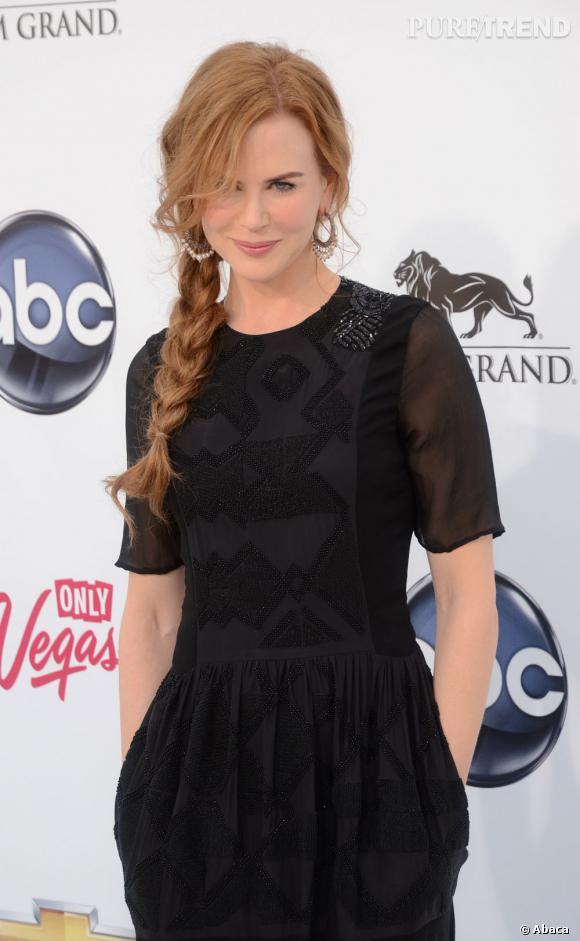 Nicole Kidman aux Billboard Music Awards, à Las Vegas.