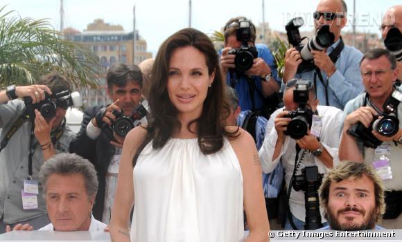 Angelina Jolie, Dustin Hoffman et surtout... Jake Blake.