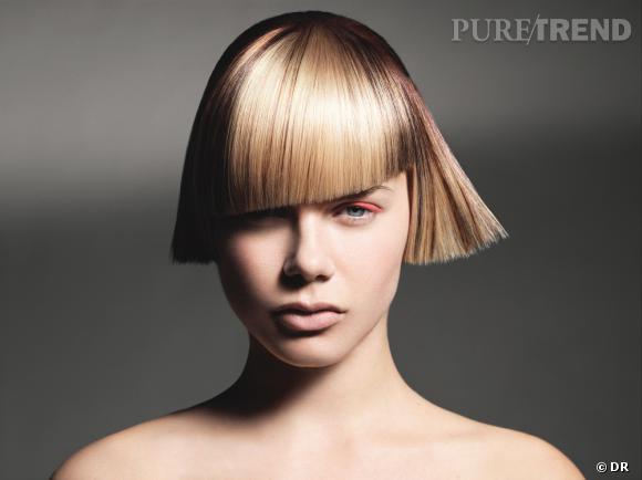 Exceptionnel 50 coiffures pour cet été Un carré destructuré. MM65