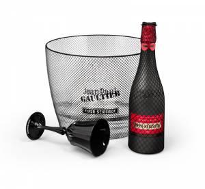Le champagne selon Jean-Paul Gaultier