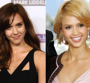 Stars : un jour brune, l'autre blonde...