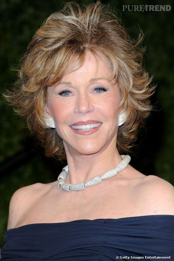 Nom  : Jane Fonda   Un sourire à 39.000 euros.