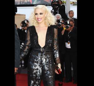 Gwen Stefani vs Iman : la combi pailletée