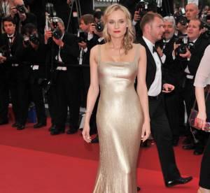 Diane Kruger vs Naomi Watts : la robe lamée Calvin Klein