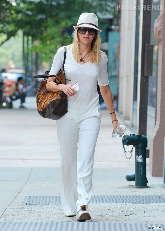 Naomi Watts, une lumière dans la ville de New York.