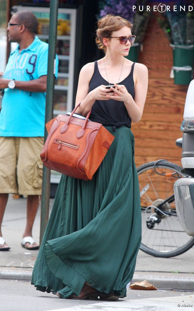 617fe9b1b74b31 La jupe longue, nouvelle obsession   Moshi Moshi Moshi