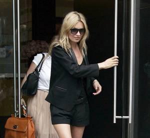 Kate Moss, fidèle