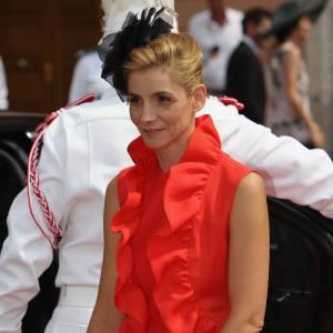 Les chapeaux du mariage monégasque  Nom : Clotilde Courau