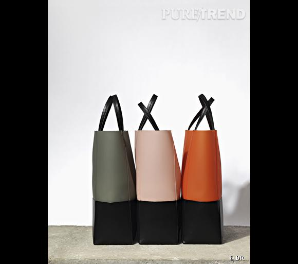 Le cabas : it-accessoire de l'été 2011 !  Sacs Céline, de 670 à 1900 €.