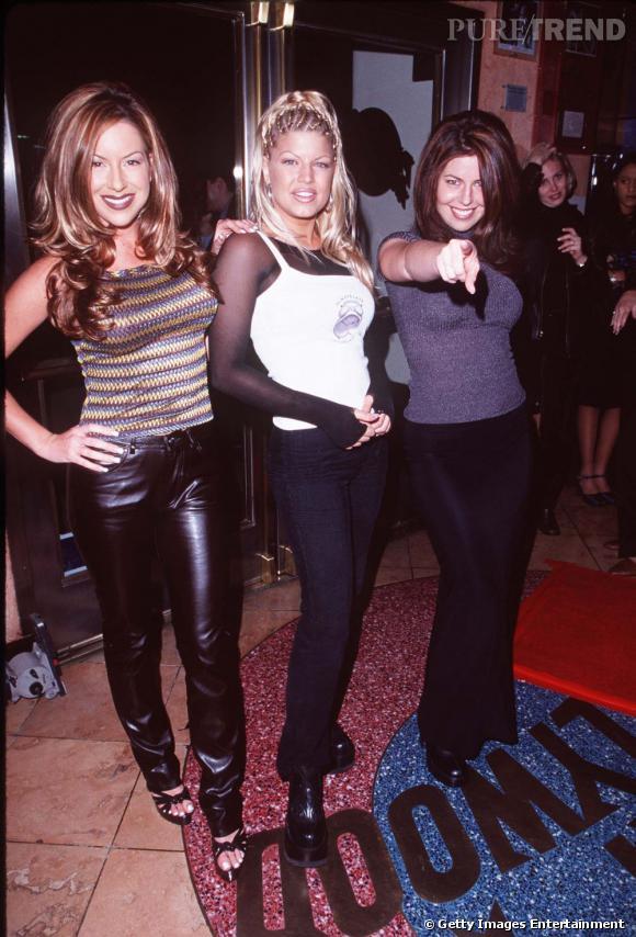 """La pire """"première apparition"""" : Lorsqu'on a fait partie d'un girls band (Wild Orchid) dans les années 90, on est forcément passé par une époque où le style était mis à rude épreuve..."""
