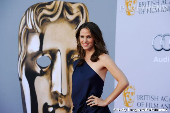 Jennifer Garner lors des BAFTA Brits, à Los Angeles.