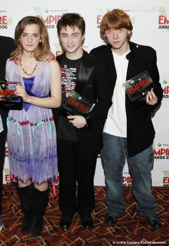2006 :  nos trois amis grandissent peu à peu, et commencent à assumer leurs choix vestimentaires.