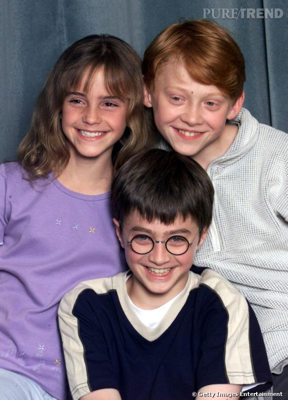 2000 :  niveau mode, rien à signaler, nos trois bambins sont sobres.