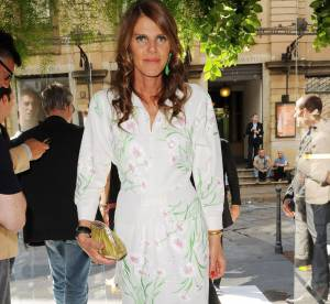 Anna Dello Russo vs Camilla Belle : la robe Miu Miu fleurie