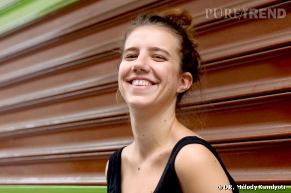 Alexia a 26 ans et trois tatouages à son actif.