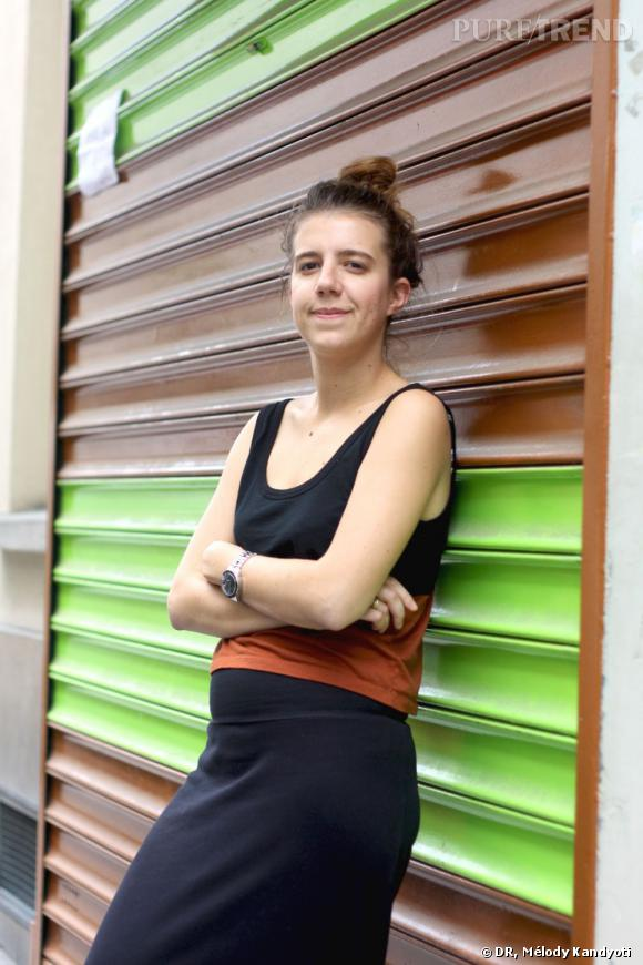 On croise ensuite Alexia, la créatrice de Warso (http://warso.fr/).