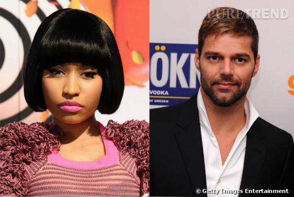 Ricky Martin et Nicky Minaj, égéries pour MAC.