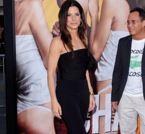 Sandra Bullock, in love