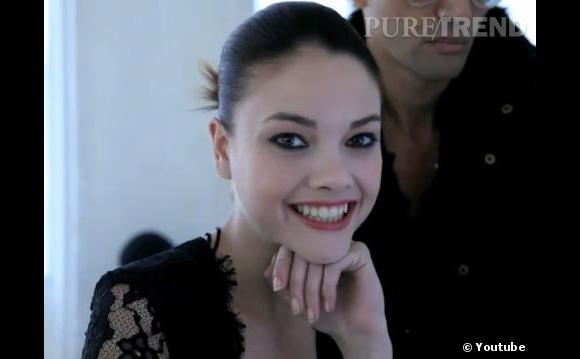 Solweig Rediger-Lizlow, future Miss Météo de Canal + ?