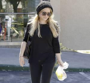 Hilary Duff, au boulot !