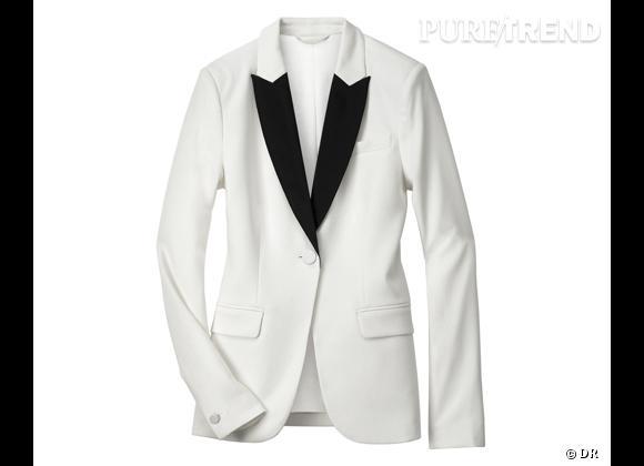 Le choix de Marijke  Blazer H&M, 49,95 €.