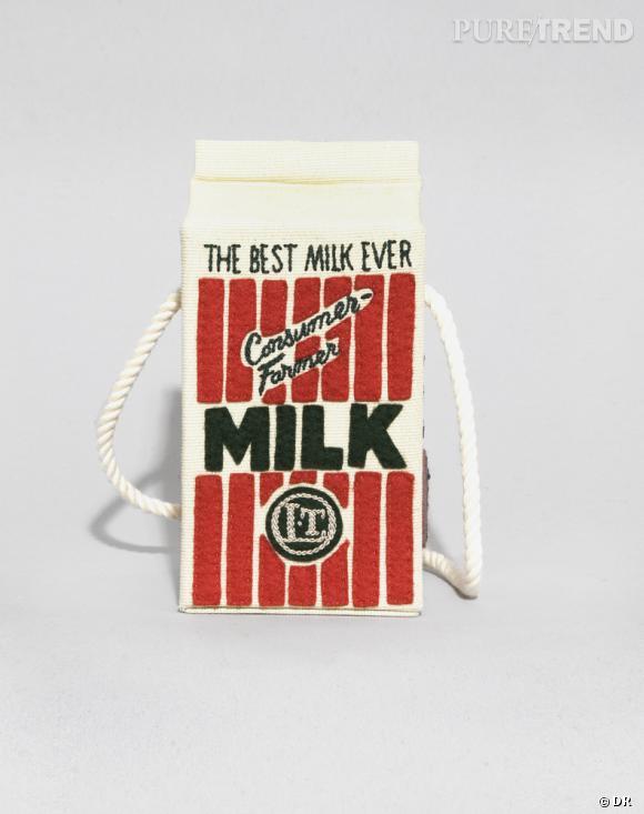 Le Milk Bag signé Olympia le Tan. 750€