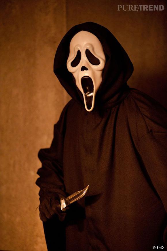 """L'un des plus célèbres tueurs en série du cinéma est indéniablement celui de """"Scream"""", ou du moins le costume du tueur. Pour ce qui est du meurtrier à l'intérieur, il faut avouer qu'il change plutôt régulièrement."""