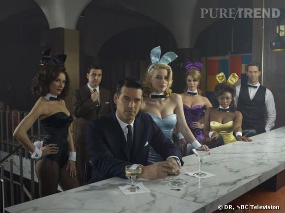La série plus coquine que Mad Men : The Playboy Club, le ...
