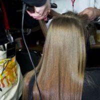 Réussir le lissage des cheveux