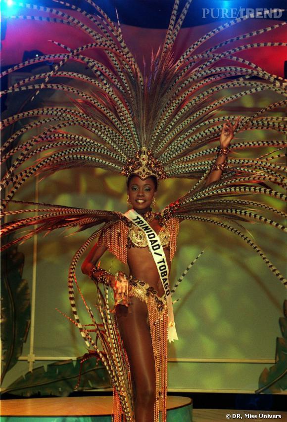 Wendy Fitzwilliam, Miss Univers 1998.