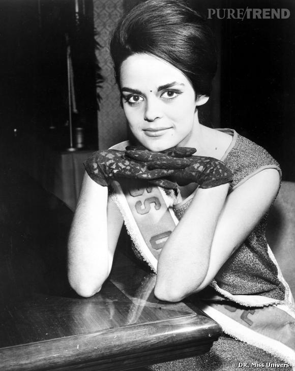Corinna Tsopei, Miss Univers 1964.