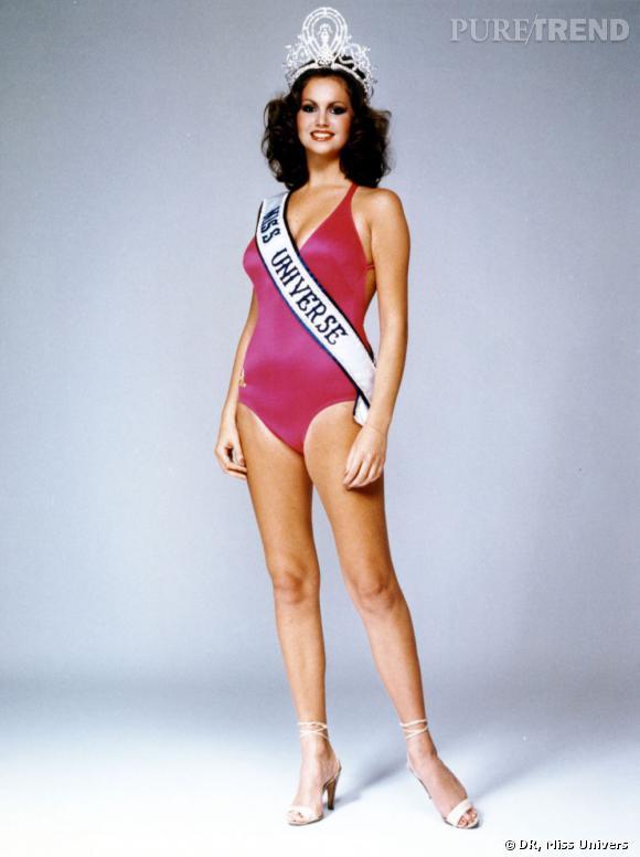Margaret Gardiner, Miss Univers 1978.