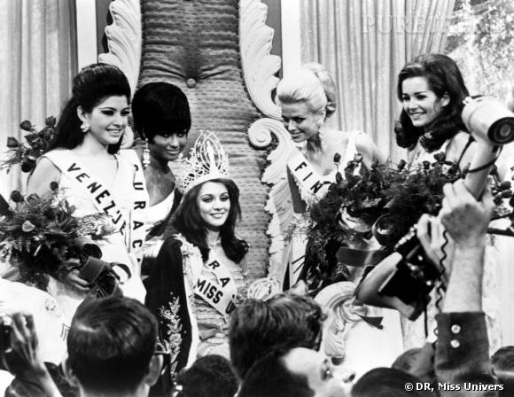Martha Vaconcellos, Miss Univers 1968.
