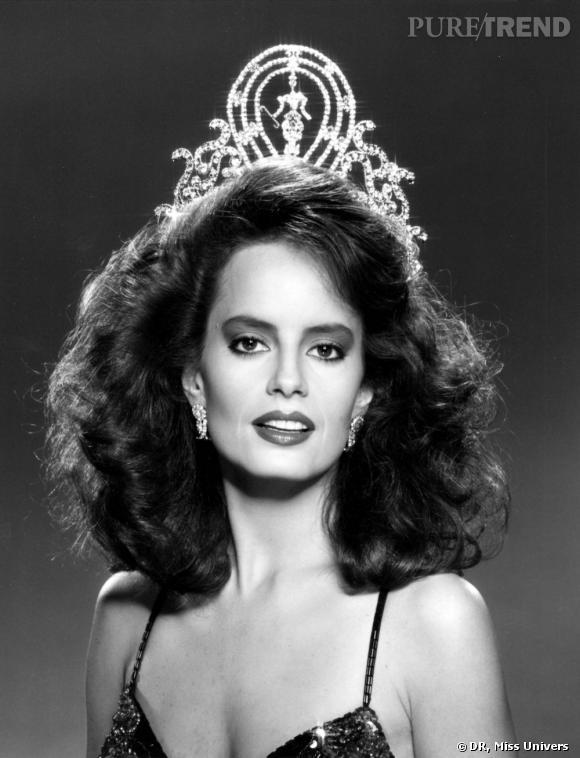 Cecilia Bolocco, Miss Univers 1987.
