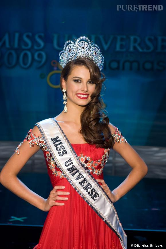 Stefania Fernandez, Miss Univers 2009.