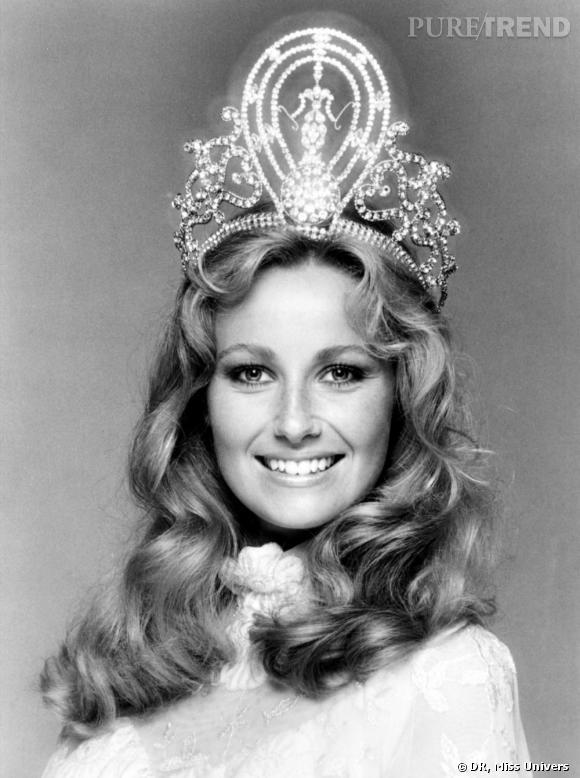 Yvonne Ryding, Miss Univers 1984.