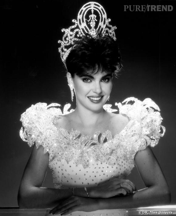 Barabara Palacios Teyde, Miss Univers 1986.