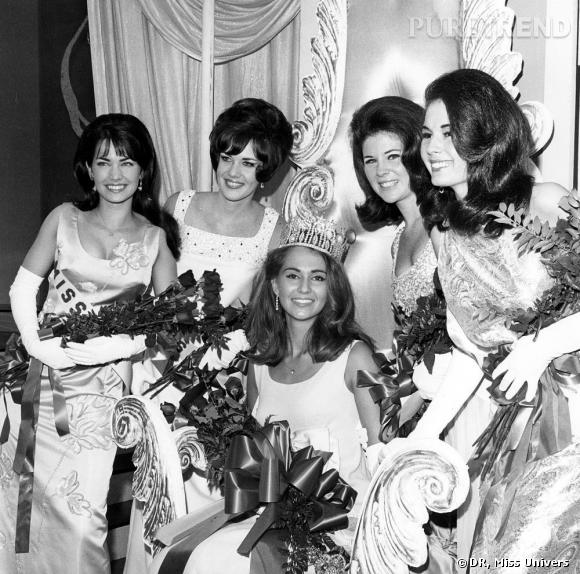 Sylvia Hitchcock, Miss Univers 1967.