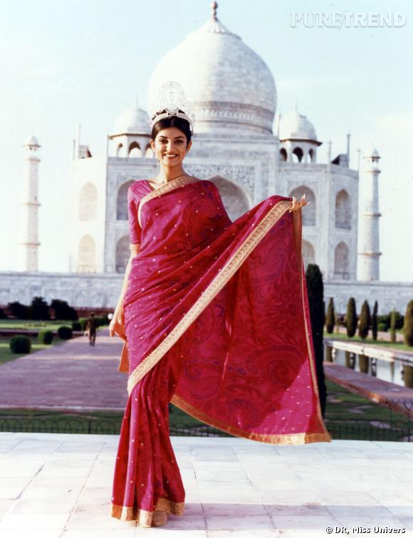 Sushmita Sen, Miss Univers 1994.