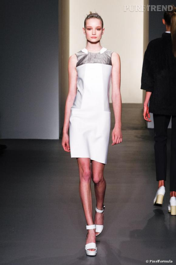 Défilé Calvin Klein Collection automne-hiver 2011-2012