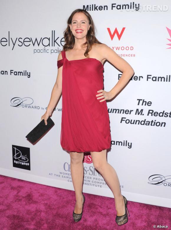 Vraisemblablement, Jennifer Garner a oublié comment se mettre en valeur pendant sa grossesse.